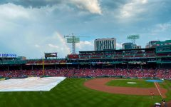 Will the Red Sox keep the  (base)ball rolling into the postseason playoffs?