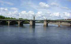 Why Anselmians need to start getting their feet wet: Plea for Merrimack River