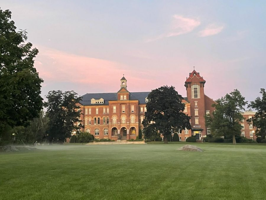 Saint+Anselm+College+seeks+to+expand+program+offerings+through+the+Academic+Innovation+Working+Group