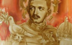 Celebrating Blessed Karl of Austria's feast day on October 21